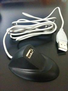 卓上USB延長ケーブル